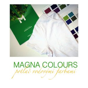 Potlač vodovým farbami